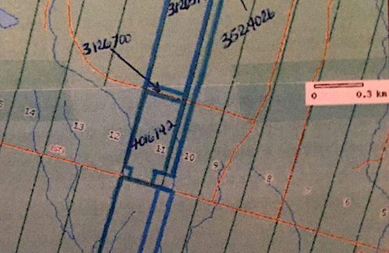 Property 321.74 acres